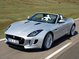 Jaguar F-Type S 2013 wallpapers