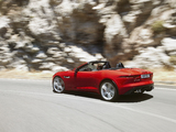 Jaguar F-Type V8 S Convertible 2013 wallpapers
