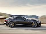 Jaguar F-Type R Coupé UK-spec 2014 images