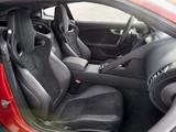 Jaguar F-Type S Coupé 2014 pictures