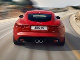 Jaguar F-Type S Coupé 2014 wallpapers