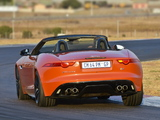 Photos of Jaguar F-Type V8 S ZA-spec 2013