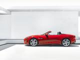 Photos of Jaguar F-Type V8 S Convertible 2013