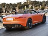 Photos of Jaguar F-Type V8 S ZA-spec 2013