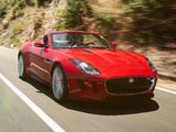 Photos of Jaguar F-Type V8 S 2013