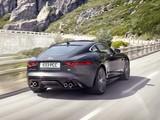 Photos of Jaguar F-Type R Coupé UK-spec 2014