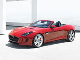 Pictures of Jaguar F-Type V8 S 2013