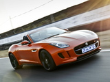 Pictures of Jaguar F-Type V8 S ZA-spec 2013