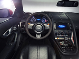 Pictures of Jaguar F-Type V8 S Convertible 2013