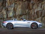 Jaguar F-Type S US-spec 2013 wallpapers