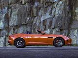 Jaguar F-Type V8 S US-spec 2013 wallpapers