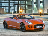 Jaguar F-Type V8 S ZA-spec 2013 wallpapers
