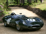 Lister-Jaguar Costin Roadster 1959 photos