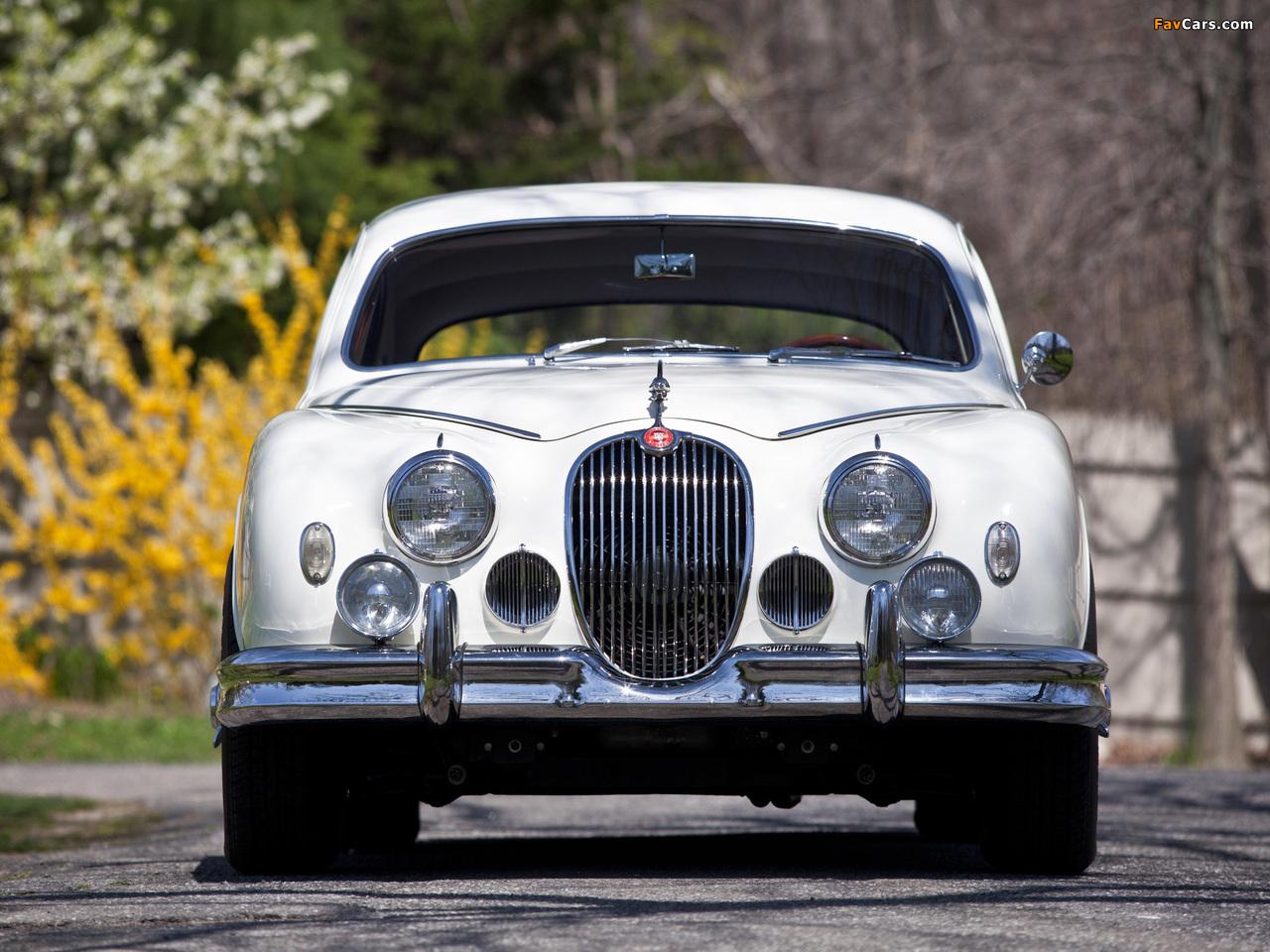 Images of Jaguar Mark 1 1955–59 (1280 x 960)