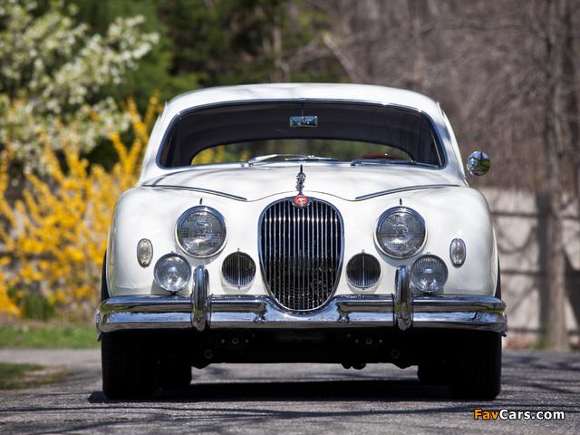 Images of Jaguar Mark 1 1955–59 (640 x 480)