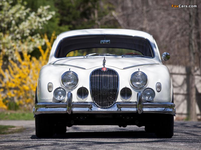 Images of Jaguar Mark 1 1955–59 (800 x 600)