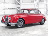Jaguar Mark 2 UK-spec 1959–67 pictures