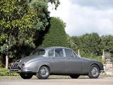 Jaguar Mark 2 UK-spec 1959–67 wallpapers