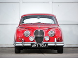 Pictures of Jaguar Mark 2 UK-spec 1959–67