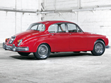 Jaguar Mark 2 UK-spec 1959–67 wallpapers