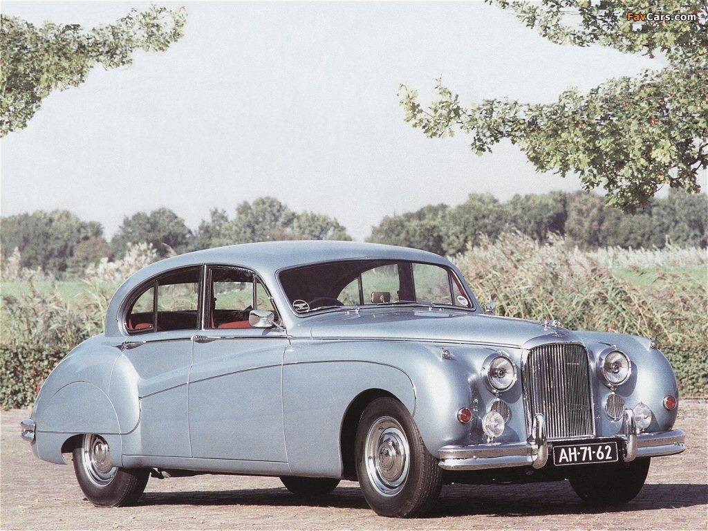 Images of Jaguar Mark IX 1959–61 (1024 x 768)