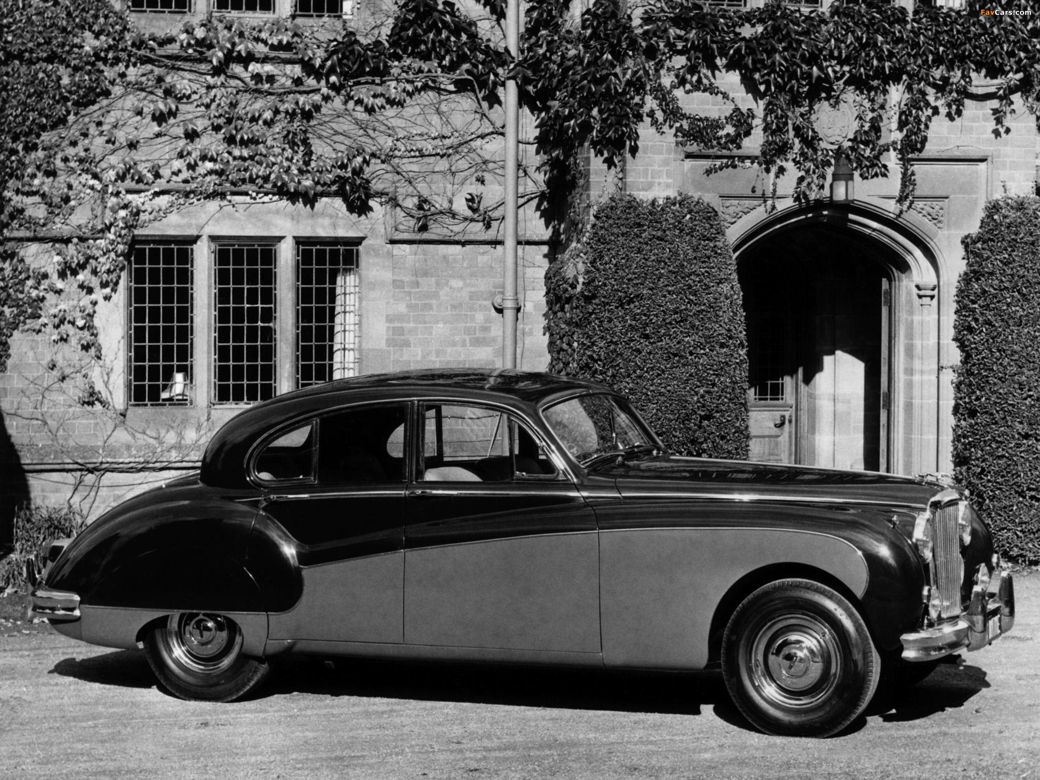 Jaguar Mark IX 1959–61 images (2048 x 1536)