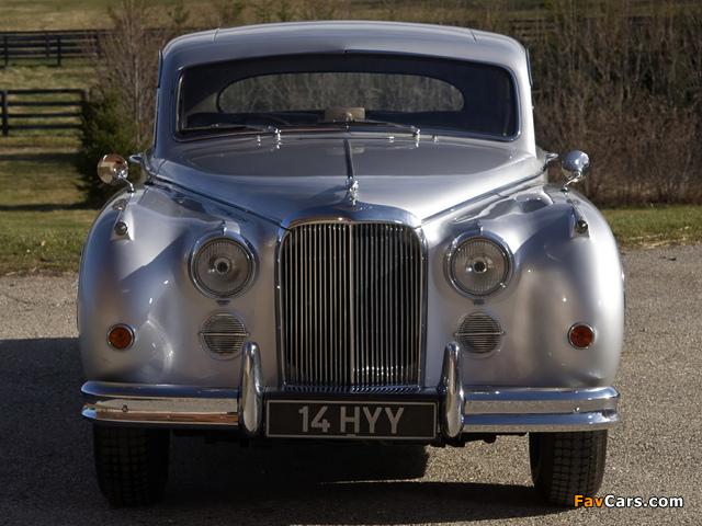Jaguar Mark IX 1959–61 photos (640 x 480)