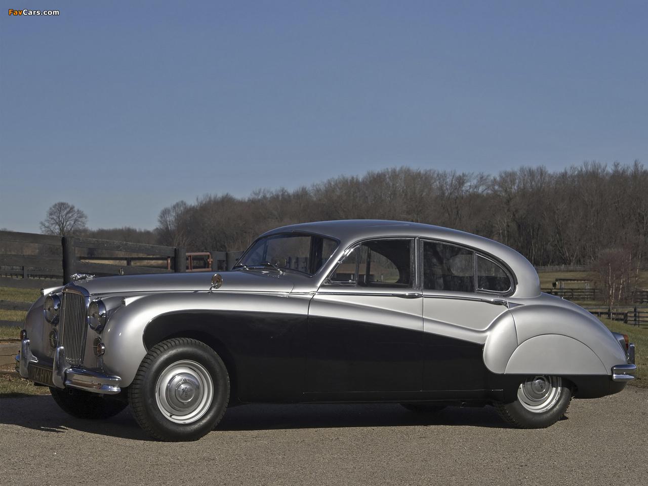 Jaguar Mark IX 1959–61 wallpapers (1280 x 960)