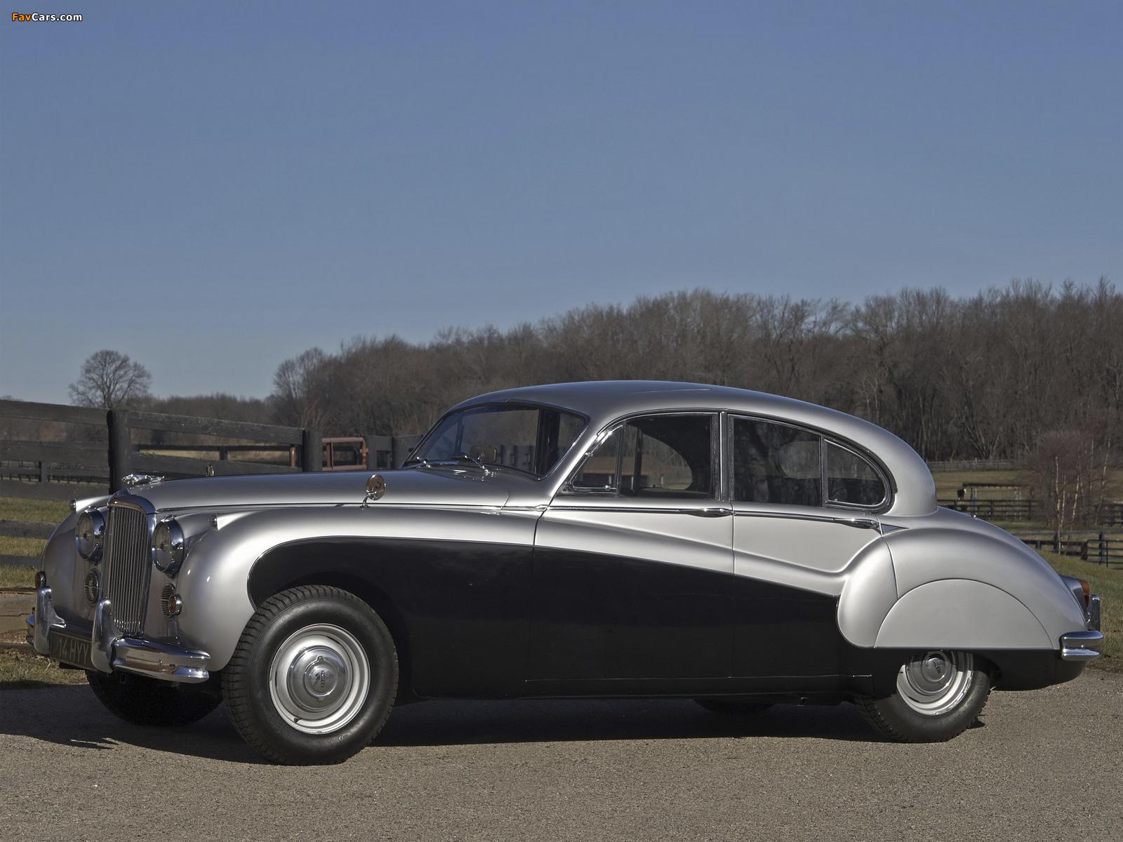 Jaguar Mark IX 1959–61 wallpapers (1600 x 1200)