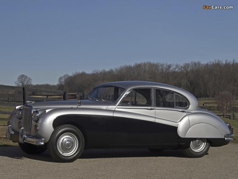 Jaguar Mark IX 1959–61 wallpapers (800 x 600)
