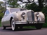 Jaguar Mark IX 1959–61 wallpapers