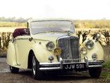 Images of Jaguar Mark V 3 ВЅ Litre Drophead Coupe UK-spec 1949–51