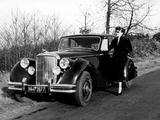 Jaguar Mark V Saloon 1948–51 pictures