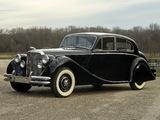 Jaguar Mark V Saloon 1948–51 wallpapers
