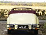 Photos of Jaguar Mark V 3 ВЅ Litre Drophead Coupe UK-spec 1949–51