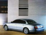 Images of Jaguar S-Type 2003–08