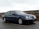 Jaguar S-Type ZA-spec 2003–06 images