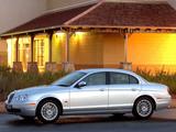 Jaguar S-Type ZA-spec 2003–06 pictures