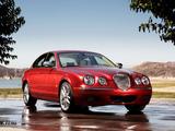Jaguar S-Type US-spec 2006–08 pictures