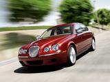 Jaguar S-Type US-spec 2006–08 wallpapers
