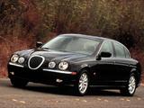 Jaguar S-Type 1999–2003 images
