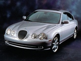Jaguar S-Type 1999–2003 photos