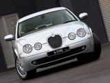 Photos of Jaguar S-Type ZA-spec 2003–06