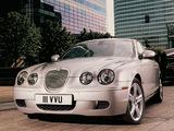 Pictures of Jaguar S-Type R EU-spec 2002–08