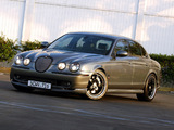 Pictures of SVC Jaguar S-Type R 2003–08