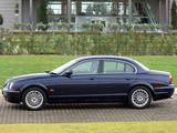 Pictures of Jaguar S-Type ZA-spec 2003–06