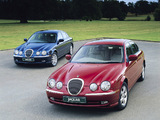 Jaguar S-Type 1999–2003 wallpapers