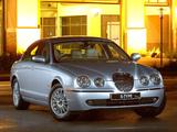 Jaguar S-Type ZA-spec 2003–06 wallpapers
