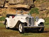 SS 1 Tourer 1933–36 images
