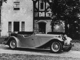 SS 1 Tourer 1933–36 wallpapers